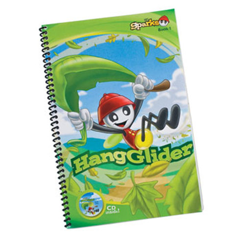 Sparks HangGlider Handbook with CD (Book 1)