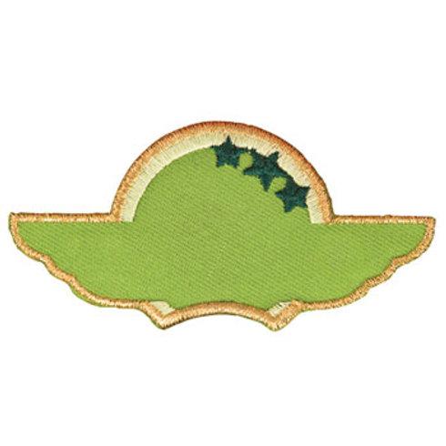 Sparks HangGlider Review Emblem - Green