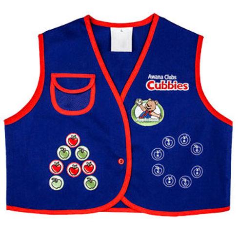 Cubbies Uniform Vest