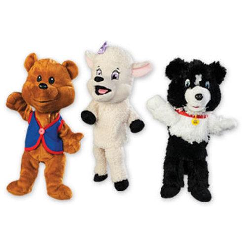 Cubbies Puppets