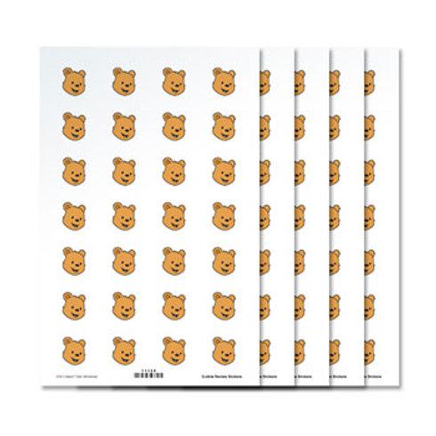Cubbies Review Stickers