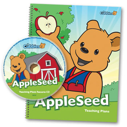AppleSeed Teaching Plans with CD