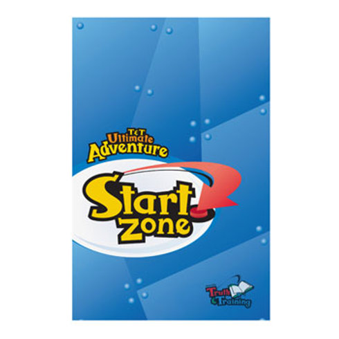 T&T Ultimate Adventure Start Zone Entrance Booklet