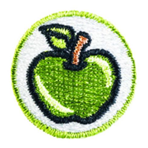 Achievement Emblem - Green Apple