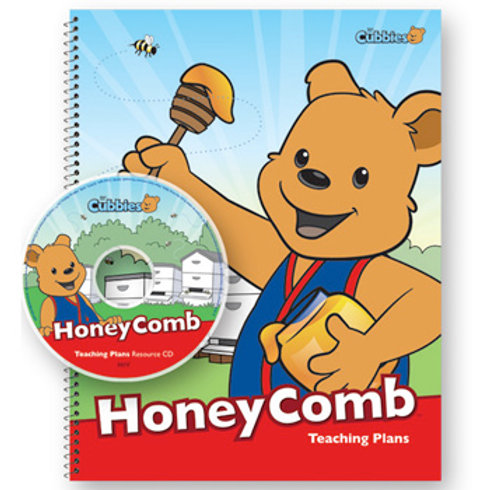HoneyComb Teaching Plans with CD