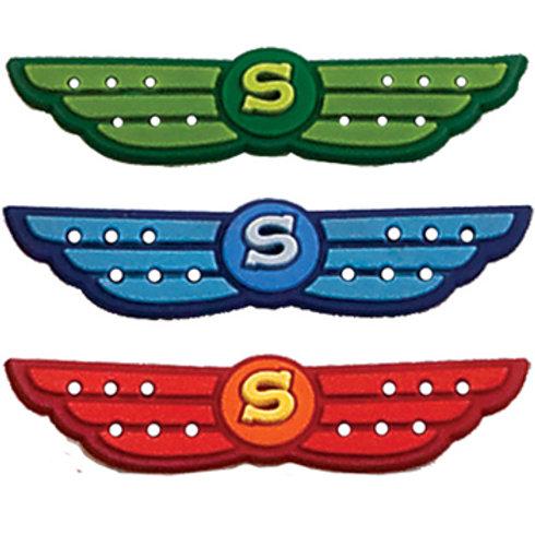 Sparks Pilot Wing Badges