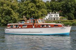 Perrapin - river cruiser