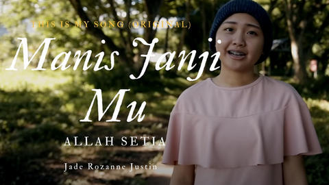 God is Faithful (Lagu - Manis Janji Mu)
