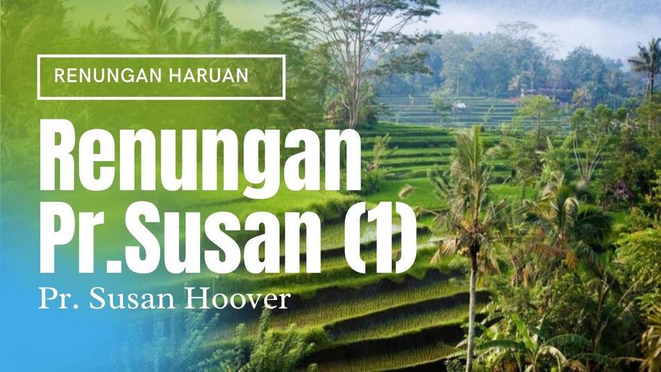 Pr. Susan (Part 1)