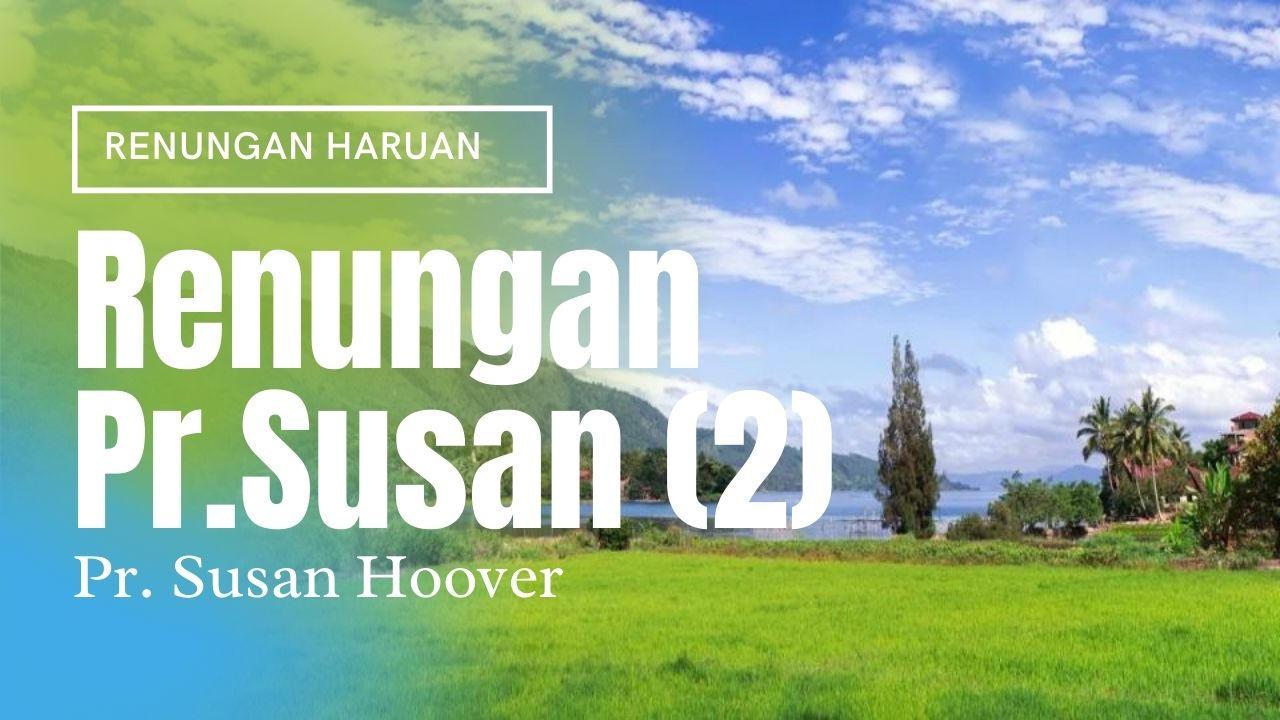 Renungan Pr. Susan
