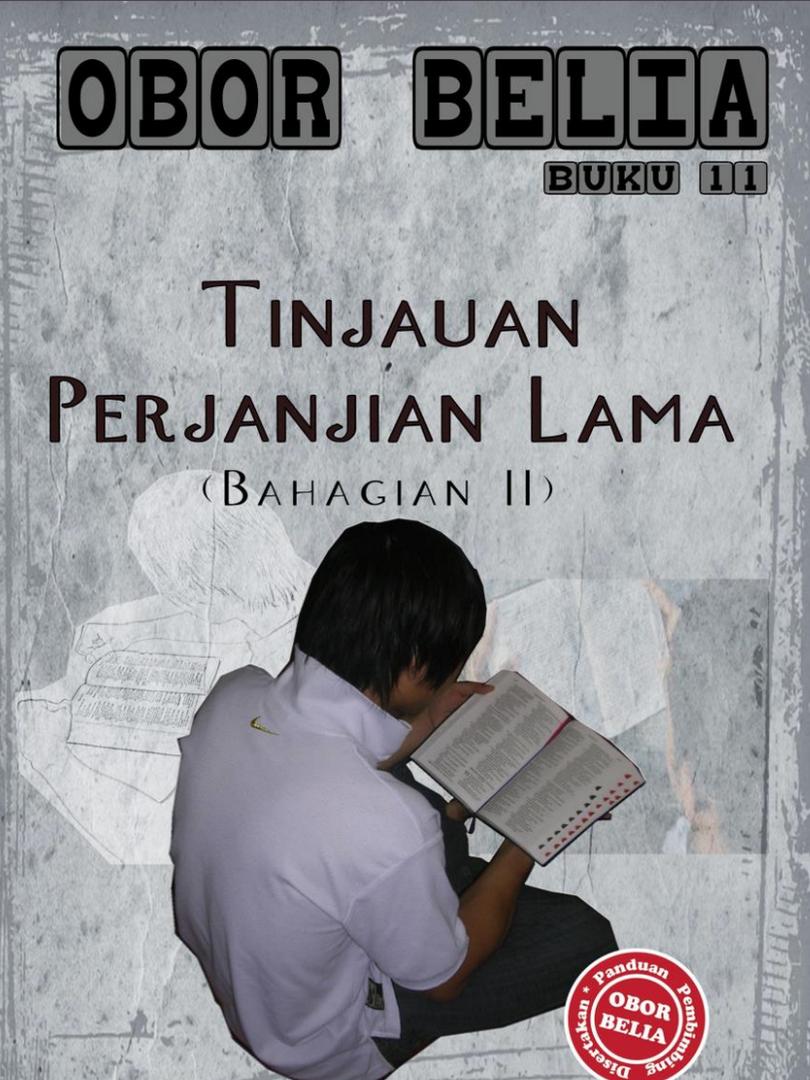 #11: Tinjauan Perja Perjanjian Lama