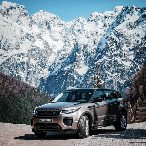 Range Rover | Shot by LopesTwins Production