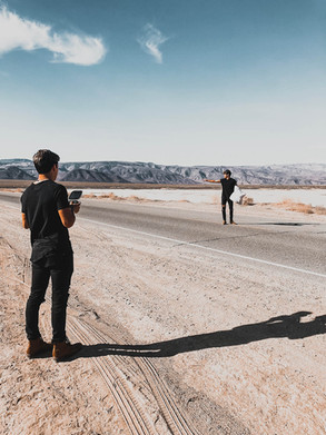 Death Valley | Shot by LopesTwins Production