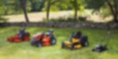 Riding Mower, lawn mower, landscape design