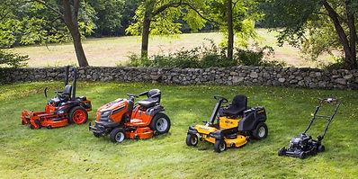 Riding Mower, lawn mower, landscape design
