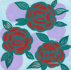 Three Roses 2