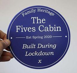 heritage plaque