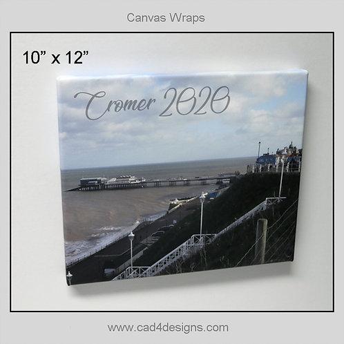 "10""x12"" Canvas Wrap"