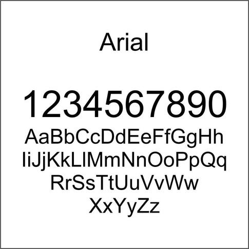 Arial