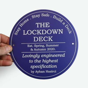 Lockdown Deck