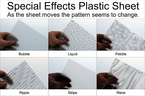 Special Effects Plastic