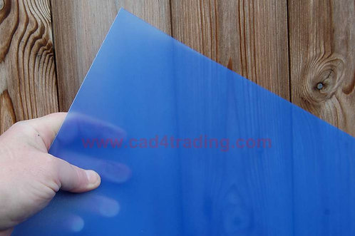 Blue Opaline Full Sheet 1100mm x 650mm ( pack of 5 )