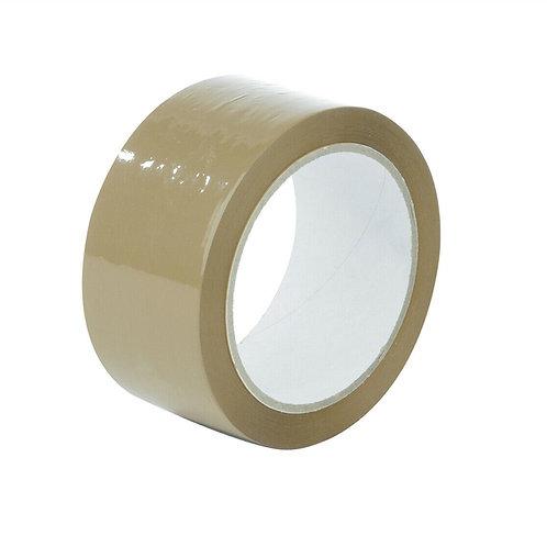 Brown Tape 48mm x 66m 6 rolls