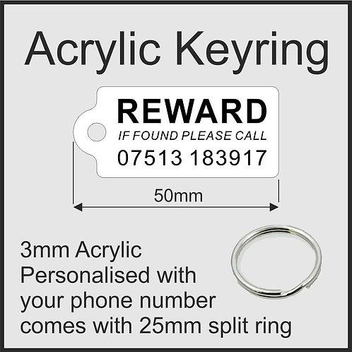 Reward Keyring