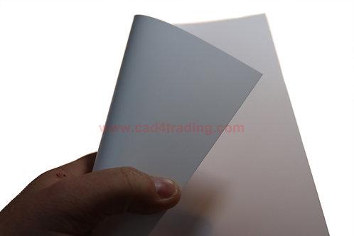 0.8 White Full Sheet 1100mm x 650mm ( pack of 5 )