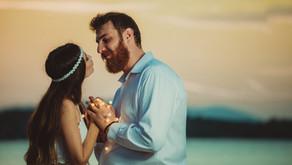 Ο ξεχωριστός γάμος του Κωνσταντίνου και της Μίνας