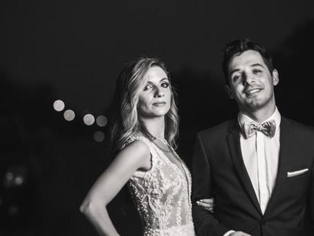 Ένας Γάμος λίγο πιο rock από τους άλλους! ( Άκης & Νατάσσα)