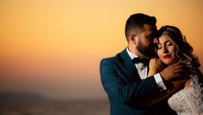 Ο ονειρεμένος γάμος τους Παναγιώτη και της Ζαχαρούλας