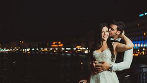 Ο ξεχωριστός γάμος του Γιώργου και της Έλενας