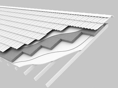 Εφαρμογή στέγης
