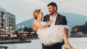 Έχεις ξαναδεί ταινία πολιτικού Ελληνικού γάμου; Γεωργία & Μπάμπης