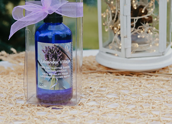 GIFT - LAVENDER WATER IN BOX