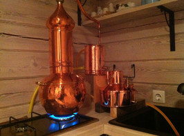 distilations