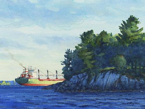 Downward Bound Chippewa Bay
