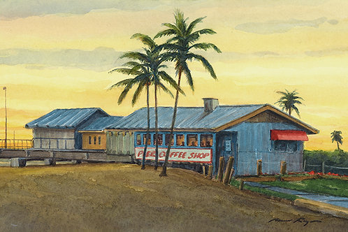 Pier Coffee Shop