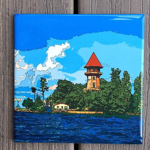 Calumet Tower Tile 6 X 6
