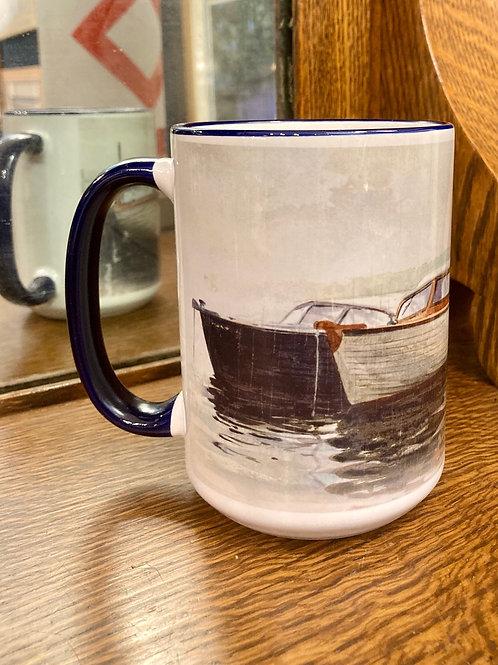 Guide Boats River Mug 15OZ