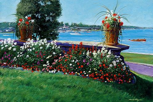 Summer Flowers Alexandria Bay