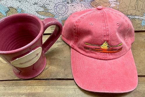 River Rower Hat ~ Freighter Mug