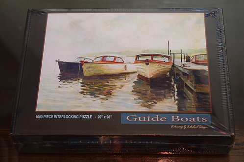 Guide  Boats Puzzle
