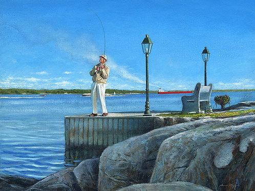St. Lawrence Fisherman