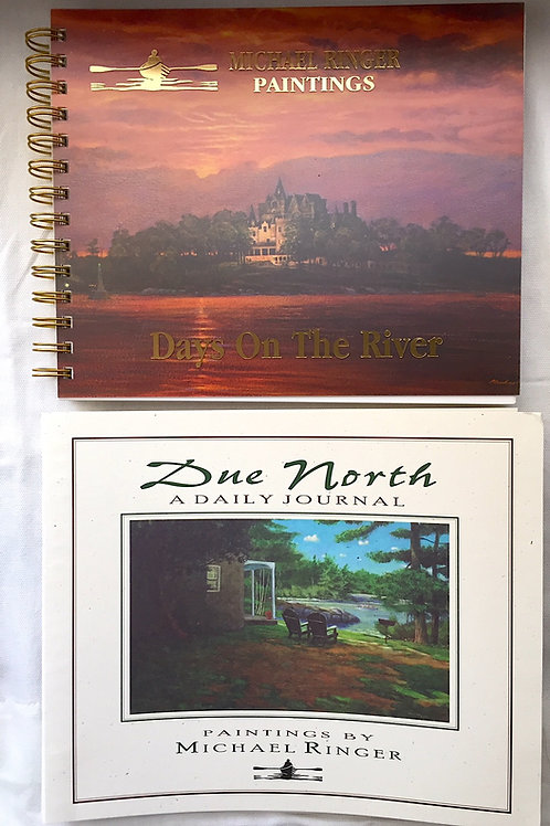 Days On The River Journal & Due North Journal