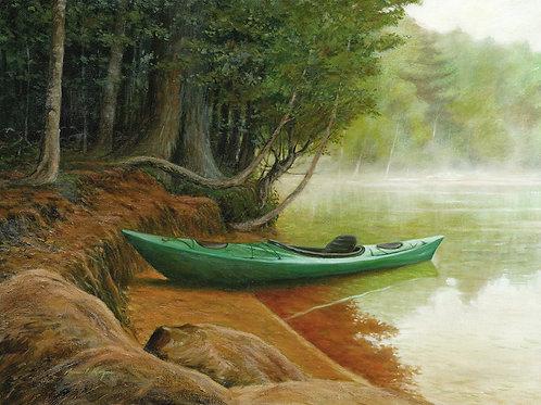 Artist Kayak
