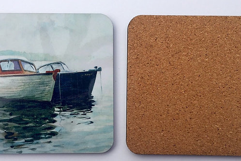 Guide Boats Coaster