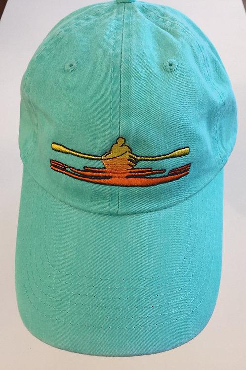 Seafoam Green River Hat