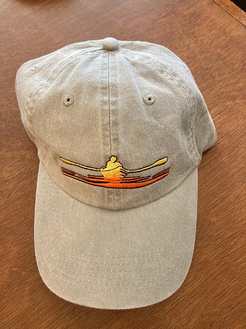 River Rower Hat ~Khaki
